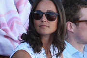 Pippa Middleton Medium Wavy Cut