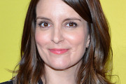 Tina Fey Medium Wavy Cut