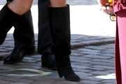 Princess Eugenie Boots