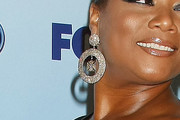 Queen Latifah Sterling Dangle Earrings