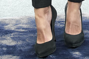 Queen Letizia of Spain Heels