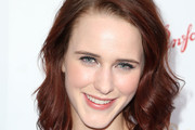 Rachel Brosnahan Shoulder Length Hairstyles