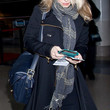 Rachel McAdams Handbags - Leather Messenger Bag