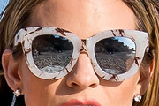 Rachel Mccord Novelty Sunglasses