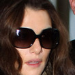 Rachel Weisz Sunglasses - Butterfly Sunglasses