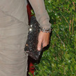 Rashida Jones Gemstone Inlaid Clutch