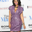 Regina Hall Leather Dress