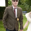 Rhys Ifans Tweed Jacket
