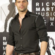 Ricky Martin Clothes - Button Down Shirt