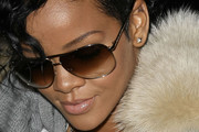 Rihanna Aviator Sunglasses