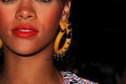Rihanna Costume Hoops