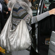 Rihanna Handbags - Metallic Hobo