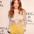 Riley Keough Loose Blouse