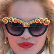 Rita Ora Sunglasses - Cateye Sunglasses