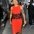 Robin Roberts Clothes - Day Dress