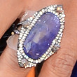 Robin Roberts Gemstone Ring