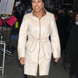 Robin Roberts Clothes - Wool Coat