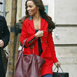 Rochelle Wiseman Clothes - Wool Coat