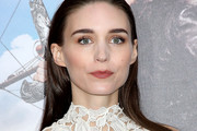 Rooney Mara Long Hairstyles