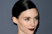 Rooney Mara Loose Braid