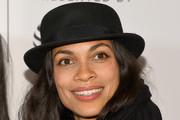 Rosario Dawson Dress Hats