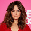 Rose Byrne Hair - Long Wavy Cut