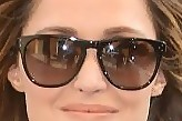 Rose Byrne Novelty Sunglasses