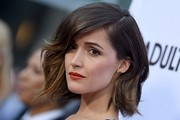Rose Byrne Short Hairstyles
