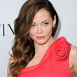 Rose McGowan Hair - Side Sweep