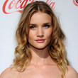 Rosie Huntington-Whiteley Long Curls