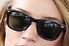 Rosie Huntington-Whiteley Classic Sunglasses