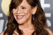 Rosie Perez Long Hairstyles