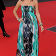 Roxanne Pallett Clothes - Print Dress