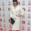 Roxanne Pallett Clothes - Skirt Suit