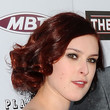 Rumer Willis Hair - Short Curls