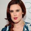 Rumer Willis Hair - Side Sweep