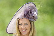 Sally Gunnell Decorative Hat