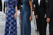 Samantha Cameron Evening Dress
