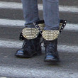 Samantha Ronson Lace Up Boots
