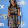 Sanaa Lathan Clothes - Print Dress