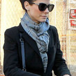 Sandra Bullock Accessories - Patterned Scarf