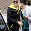 Sandra Bullock Clothes - Zip-up Jacket