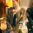 Sara Foster Clothes - Fur Coat