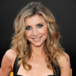 Sarah Chalke Medium Curls