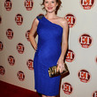 Sarah Drew Clothes - One Shoulder Dress