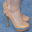 Sarah Drew Shoes - Platform Pumps