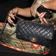 Sarah Harding Quilted Leather Bag