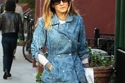 Sarah Jessica Parker Denim Jacket