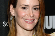 Sarah Paulson Medium Straight Cut