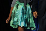 Sasha Obama Mini Skirt